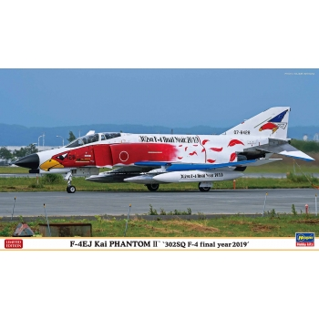 1:72 F-4EJ Kai Phantom II 302Sqd F-4 Final Year 2019