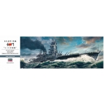 1:350 IJN Battleship Nagato - The Battle of Leyte Gulf
