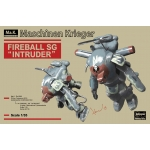 1:35 Fireball SG 'Intruder' - Two kits in the box