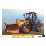 1:35 Hitachi Wheeled Loader ZW100-6 Multiplough