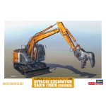 1:35 Hitachi Excavator ZAXIS135US Crusher