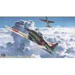 1:48 Nakajima Ki-44-II Ko Shoki 85th Flight Regiment 'Tojo'