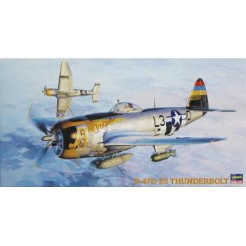 1:48 Republic P-47D-25 Thunderbolt