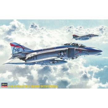 1:48 McDonnell Douglas F-4B/N Phantom II with One Piece Canopy