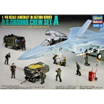 1:48 U.S Ground Crew Set A