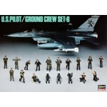 1:48 U.S.Pilot and Ground Crew Set B