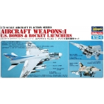 1:72 U.S Aircraft Weapon Set 1