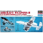 1:72 U.S Aircraft Weapon Set 2