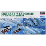 1:72 U.S Aircraft Weapon Set 3