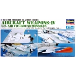 1:72 U.S Aircraft Weapon Set 4