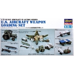 1:72 U.S Aircraft Weapon Loading Equipment