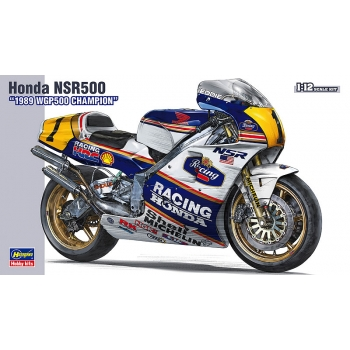 1:12 Honda NSR500 1989 WGP500 Champion - Eddie Lawson