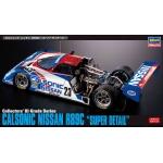 1:24 Calasonic Nissan R89C  Super Detail