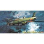 1:72 Mitsubishi G4M2 Attack Bomber Model 22