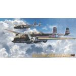 1:72 Mitsubishi Type 86 Attack Bomber Nell Model 22-23