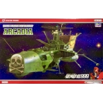 1:1500 Space Pirate Battleship Arcadia