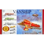 1:72 Vanship and Vespa – 2 kits in 1 box