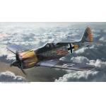 1:48 Focke-Wulf Fw190A-4 with Figure