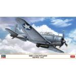 1:48 SBD-3 Dauntless - Midway 1942