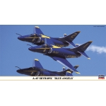 1:48 A-4F Skyhawk 'Blue Angles'