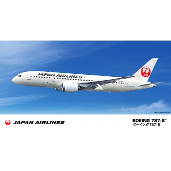 1:200 Japan AirLines B787-8