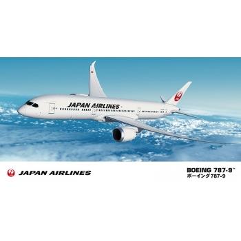 1:200 JAL B787-9