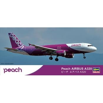 1:200 Peach Aviation Airbus A320