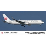 1:200 Japan Airlines Boeing 767-300ER With Winglet