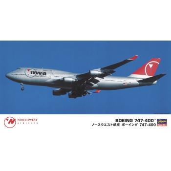 1:200 Northwest Airlines Boeing 747-400
