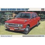 1:24 1969 Nissan Bluebird 1600 SSS P510WTK
