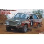 1:24 Nissan Bluebird 1600 SSS 1970 Safari Rally Winner