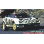 1:24 Lancia Stratos HF '1977 Monte Carlo Rally Winner'