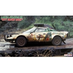 1/24 Lancia Stratos HF '77 Safari Rally