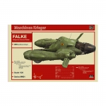 1:20 Antigravity Armored Raider PKF.85 FALKE