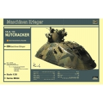 1:35 Stral Army Unmanned Hover Tank P.K.H. 103 Nutcracker