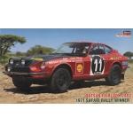 1:24 Datsun Fairlady 240Z 1971 Safari Rally Winner