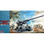 1:72 US 155mm M2 Gun 'Long Tom'