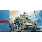 1:72 Light Tank M3 Stuart Mk.I