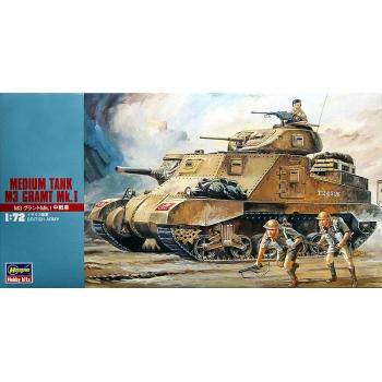 1:72 British Tank M3 Grant Mk.1