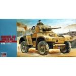 1:72 Daimler Mk2 Armoured Car-Scout Tank