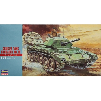 1:72 Crusader Tank Mk3