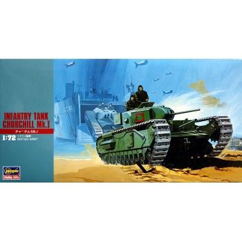 1:72 Churchill Mk1