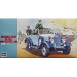 1:72 Mercedes Benz W31-G4 Staff Command Car
