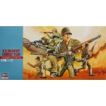1:72 WW2 US Soldiers - 24 Figures