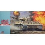 1:72 Panzer VI Tiger I Ausf.E - Late Model