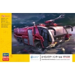 1:72 Rosenbauer Panther 6x6 Airport Crash Tender JMSDF