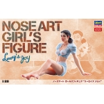 1:20 Nose Art Girl's Figure 'Leroy's Joy'