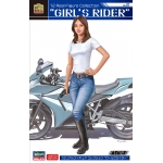 1:12 12 Real Figure Collection - No.1 Girl's Rider