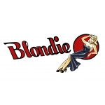 1:20 Nose Art Girl's Figure 'Blondie'