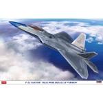 1:48 F-22 Raptor - Blue Nose Detail Up Version